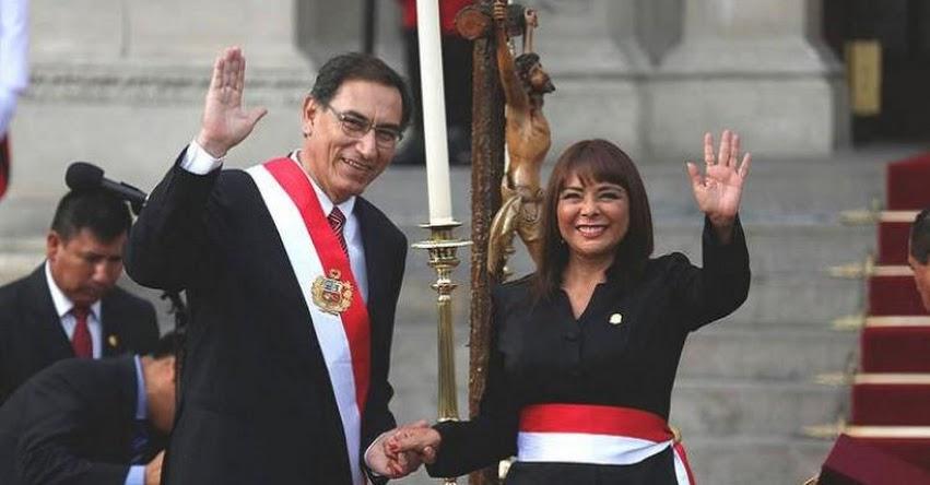 MIDIS: Liliana Del Carmen La Rosa Huertas juramentó como nueva Ministra de Desarrollo e Inclusión Social del Perú (2 Abril 2018) www.midis.gob.pe