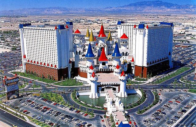 Excalibur In Vegas