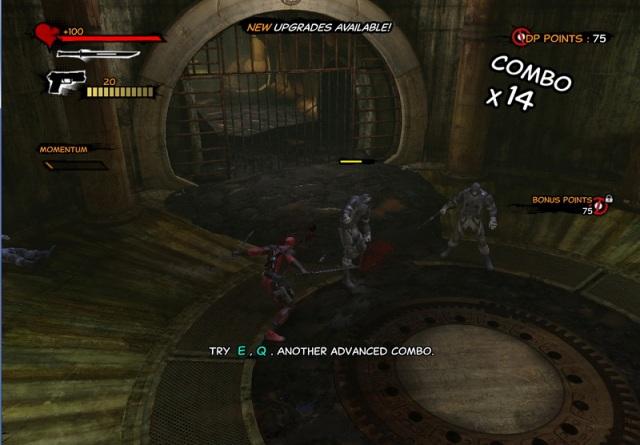 Deadpool PC Games Screenshots Funny