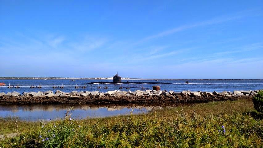 Tumbleweed Day Trip To St Marys Submarine Museum