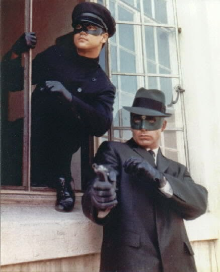 O BESOURO VERDE (THE GREEN HORNET)