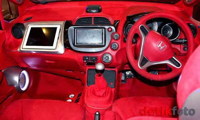 Modifikasi Keren Honda Brio 2016 Terbaru
