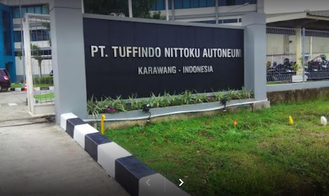 Lowongan Kerja Operator Produksi di PT Tuffindo Nittoku Autoneum (Lulusan SMA/SMK/Setara)