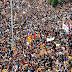 #Cataluña: paro general y concentraciones en rechazo a la acción policial durante el referéndum