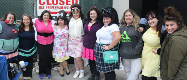 Hairspray Live auditions