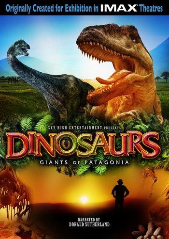 Dinosaurs: Giants of Patagonia (2007) ไดโนเสาร์ ยักษ์ใหญ่แห่งพาตาโกเนีย [ซับไทย]