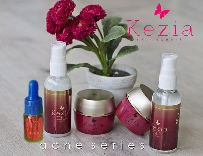 Cream KEZIA Skin Expert Untuk Jerawat