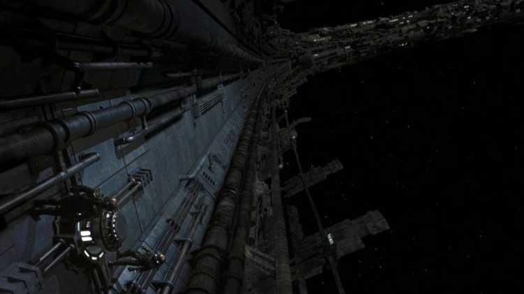 """The Stargate Universe episode """"Incursion"""""""