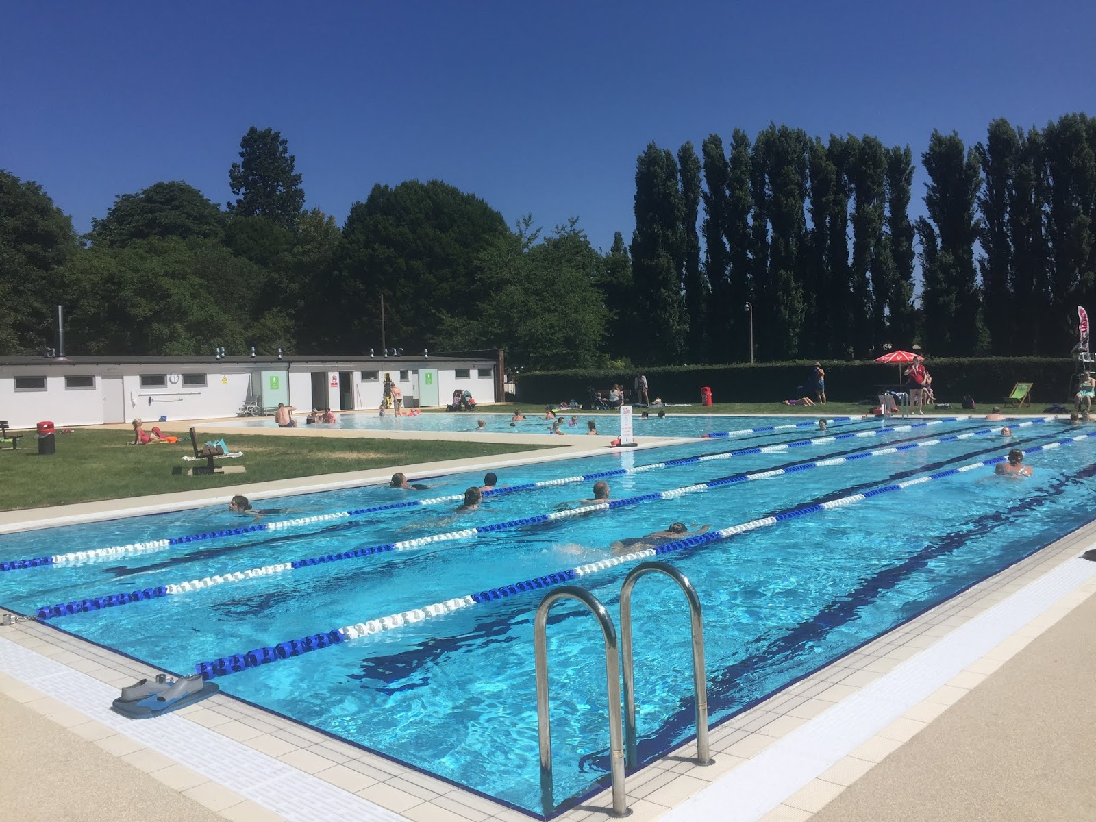 Abbey Meadows Outdoor Pool The Newly Renovated Abbey Meadow Outdoor Pool Is Now Open Daily 9am