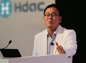 Hdac Technology Unveils the World's First Enterprise Solution Combining Blockchain and IoT at IoT Blockchain Summit 2018