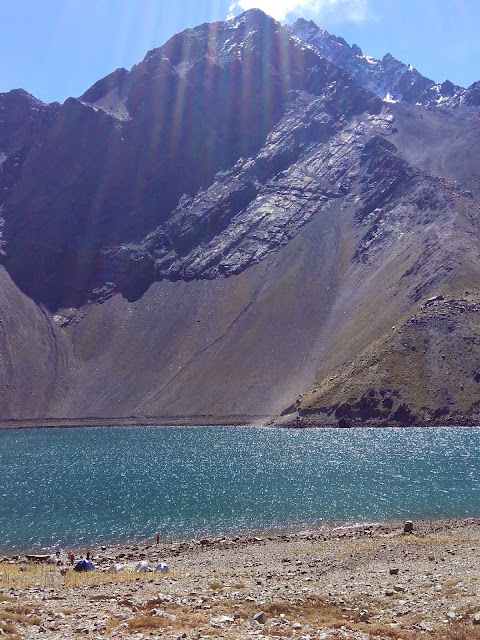 Emabalse del Río Yeso, Chile