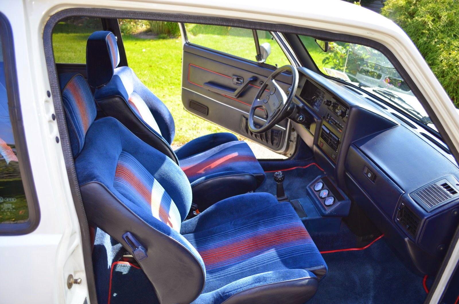 Volkswagen Thing For Sale >> 1984 Volkswagen Rabbit GTI Great Original Condition
