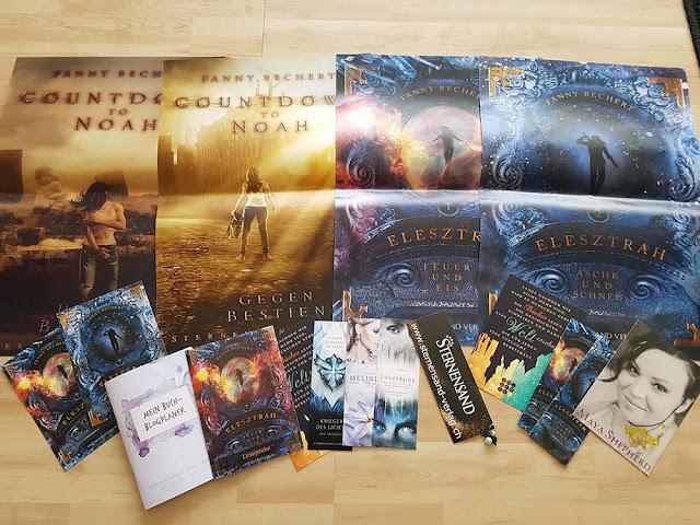 Gewinnspiel - Goodiepaket Frankfurter Buchmesse