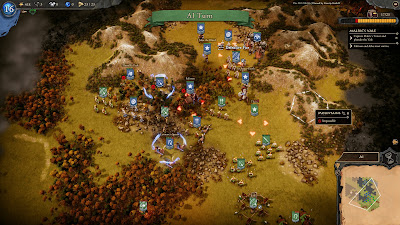 Fantasy General 2 Game Screenshot 3