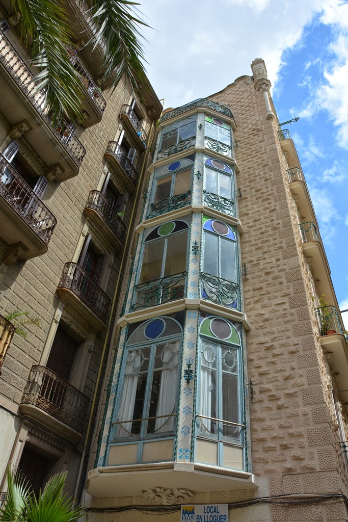 Gracia district Barcelona