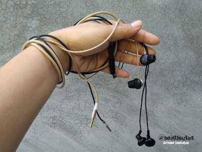 Why you shouldn't share your earphone - Healthbiztips