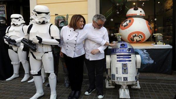 Los robots reales podrían comunicarse como R2D2 de Star Wars