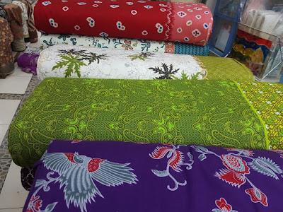 Seragam batik haji jakarta berbahan katun pilihan terbaik