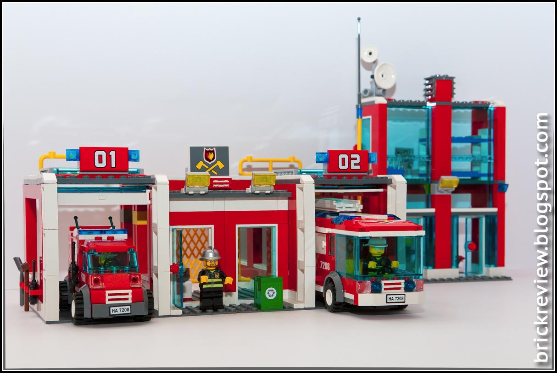 Lego 7208 City Fire Station Lego 7208 Weddingsatwhisperingoaks