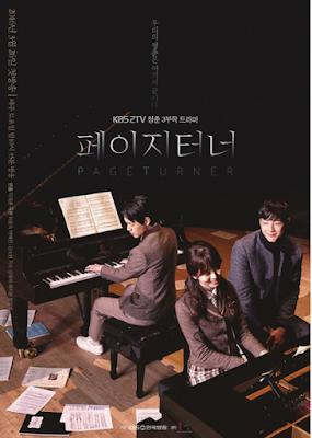 Sinopsis Drama Korea Terbaru : Page Turner (2016)
