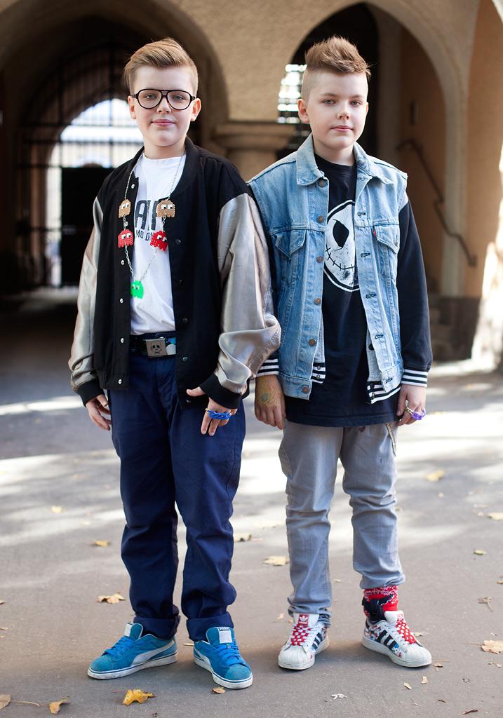 Redshirt's Lament: Finnish Fashion