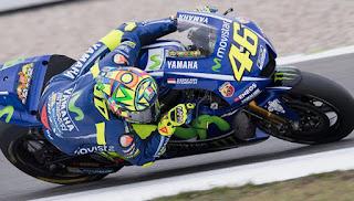Valentino Rossi Akui Balapan di Assen Selalu Sulit