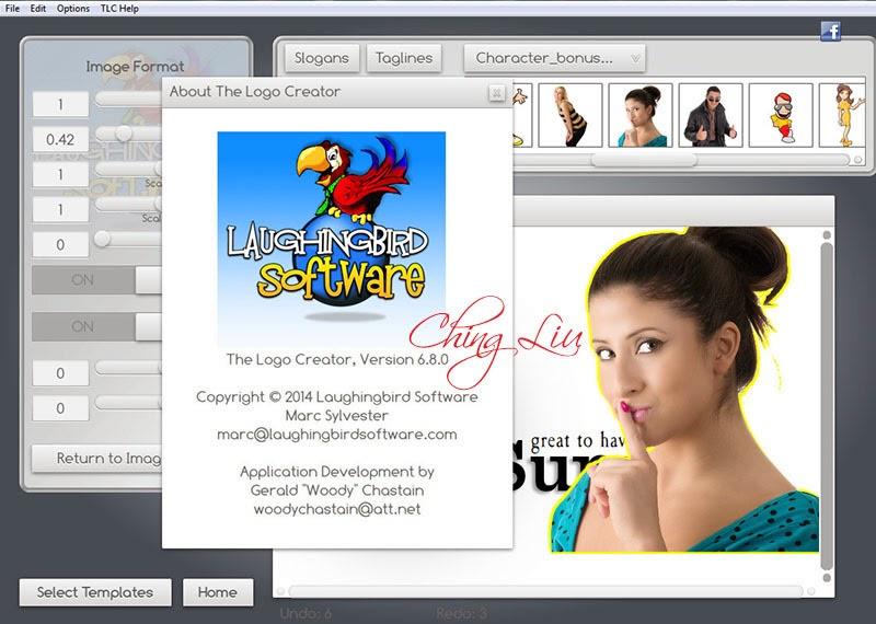 The Logo Creator v6: Laughingbird The Logo Creator 6 8 (Full