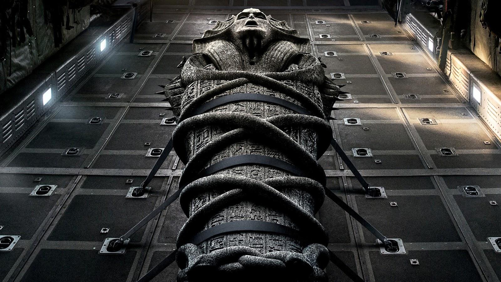 Screen Shot The Mummy (2017)