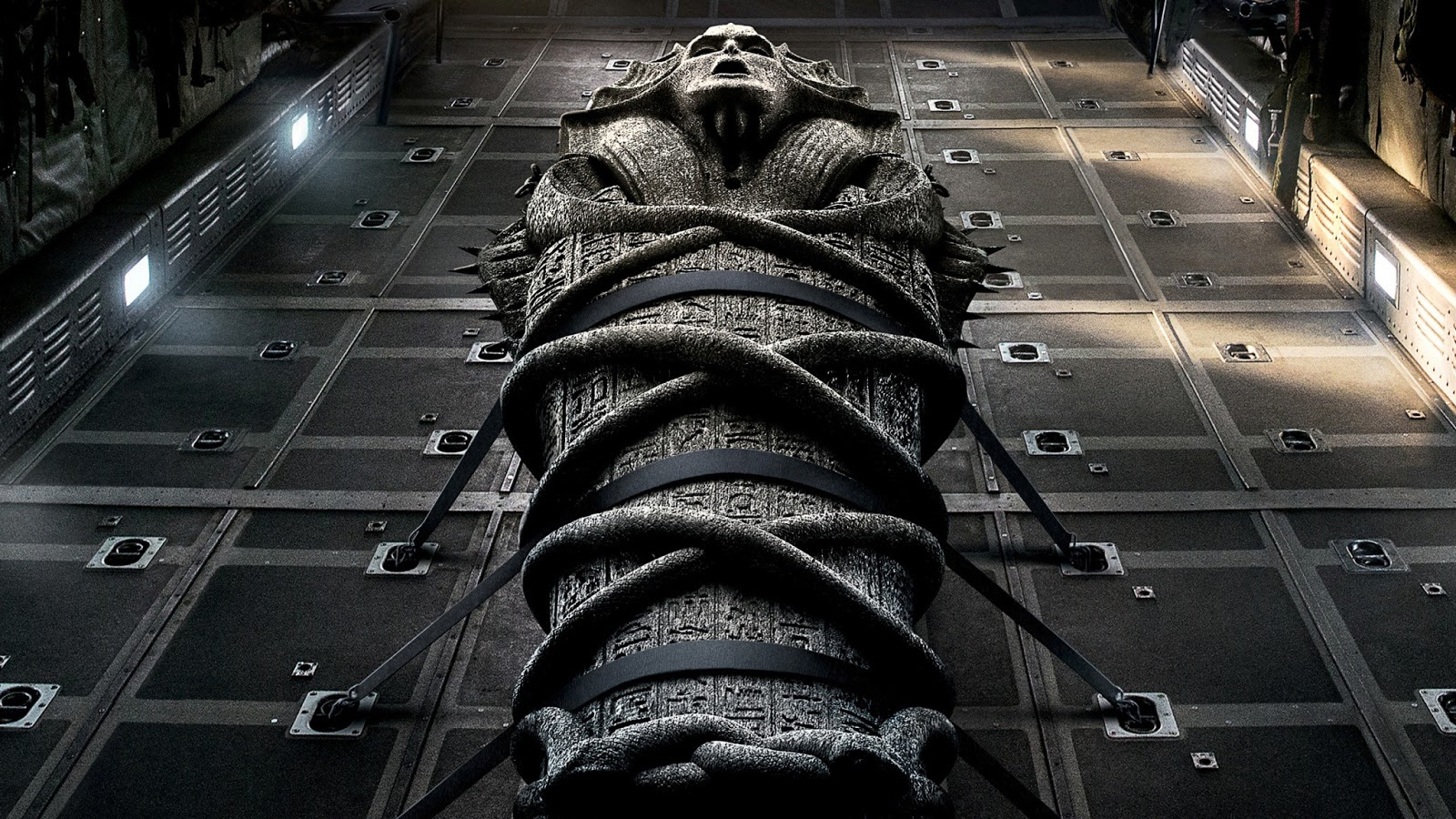 Download Film The Mummy (2017) Bluray Subtitle Indonesia