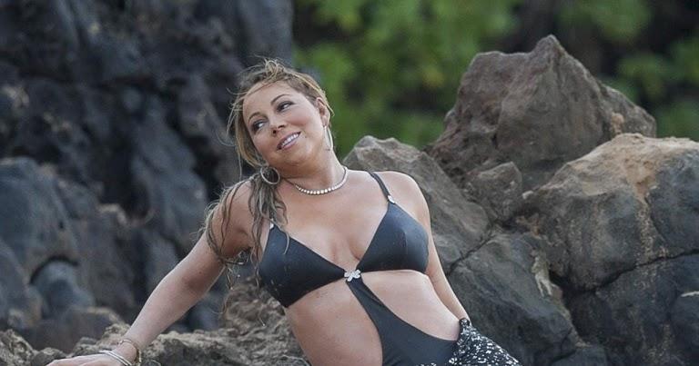 Mariah Carey : ses photos de nu voles et publies sur