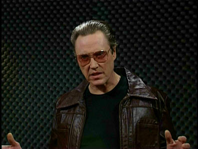 CHRISTOPHER WALKEN QUOTES MORE COWBELL image quotes at ... |Christopher Walken Cowbell Quotes
