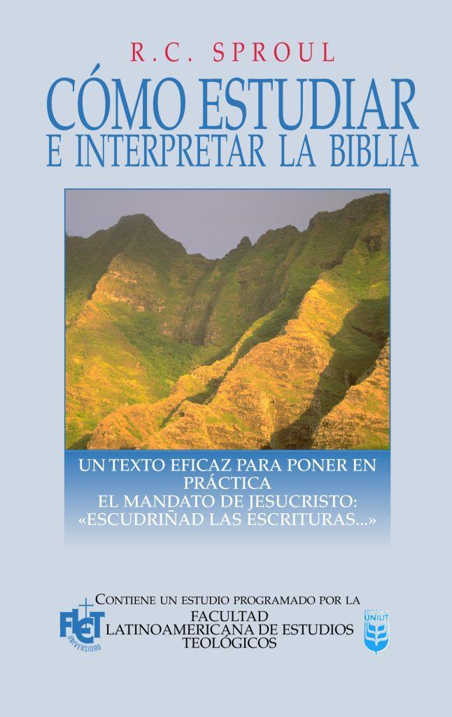 Como Estudiar E Interpretar La Biblia R.c.sproul Pdf