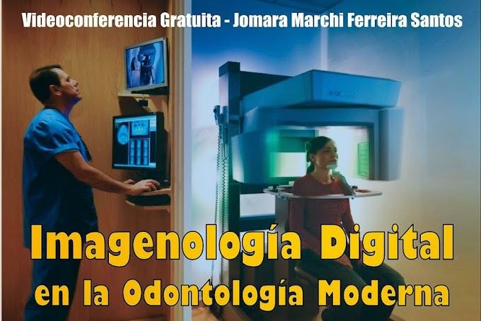 VIDEOCONFERENCIA: La Imagenología Digital en el consultorio dental moderno y eficiente - Jomara Marchi Ferreira Santos