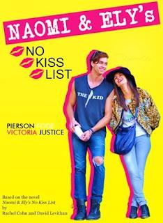 Resultado de imagen para la lista de no besar de naomi y ely