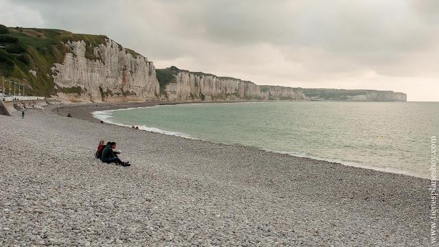 Diario de viaje Bretaña Normandía Fecamp