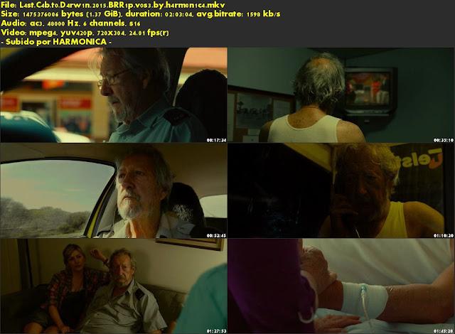 Descargar Last Cab to Darwin Subtitulado por MEGA.