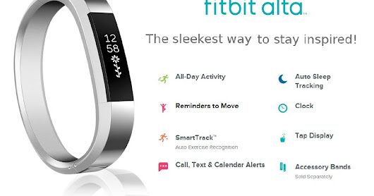 Sent by Sarah: My new Fitbit and how I saved $40 on it with shopKick and Ibotta