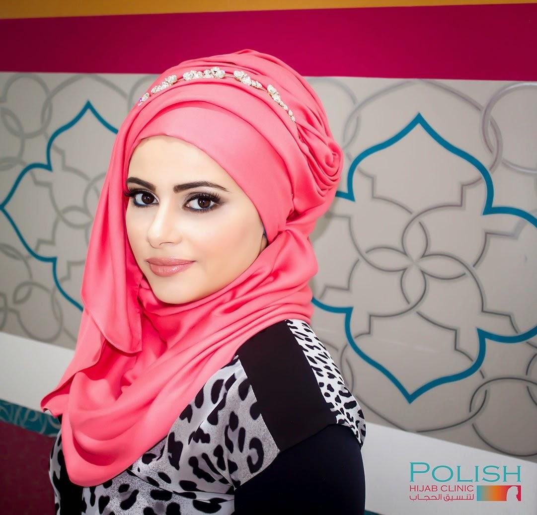 16737ef7c40f3 10 من أهم نصائح التي قد ترغبين باتباعها لستايل حجاب سهرة أنيق ومميز ...