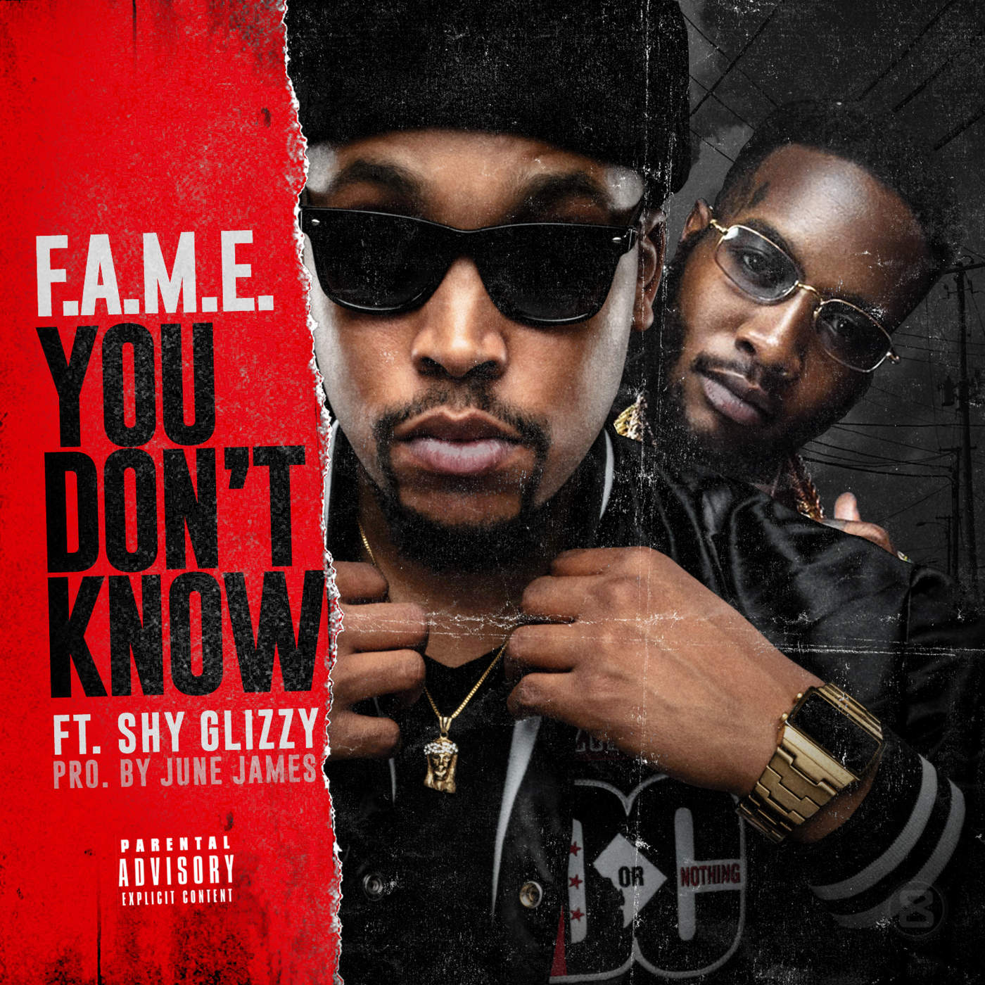 F.A.M.E. – You Don't Know (feat. Shy Glizzy) – Single [iTunes Plus AAC M4A]