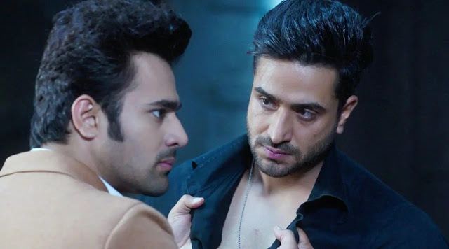 Big Twist : Mahir brings deadly end for Bela joins hand with Vyom in Naagin 3