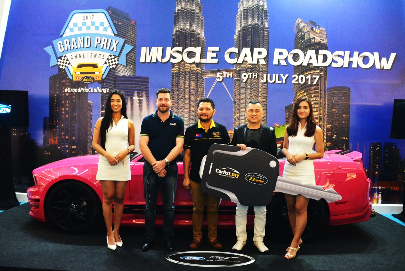 MotoringMalaysia Winner For The Carlistmy Grand Prix Challenge - What's my car worth show