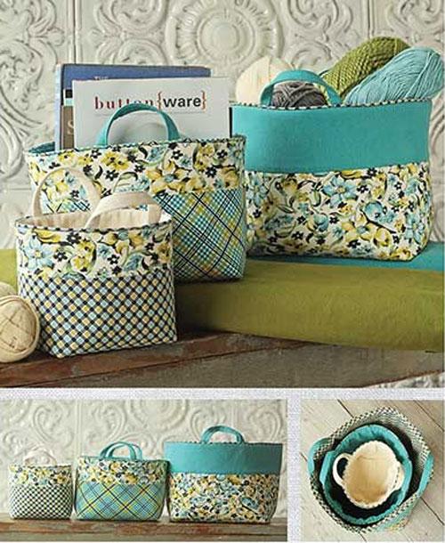 crafts, baskets, DIY
