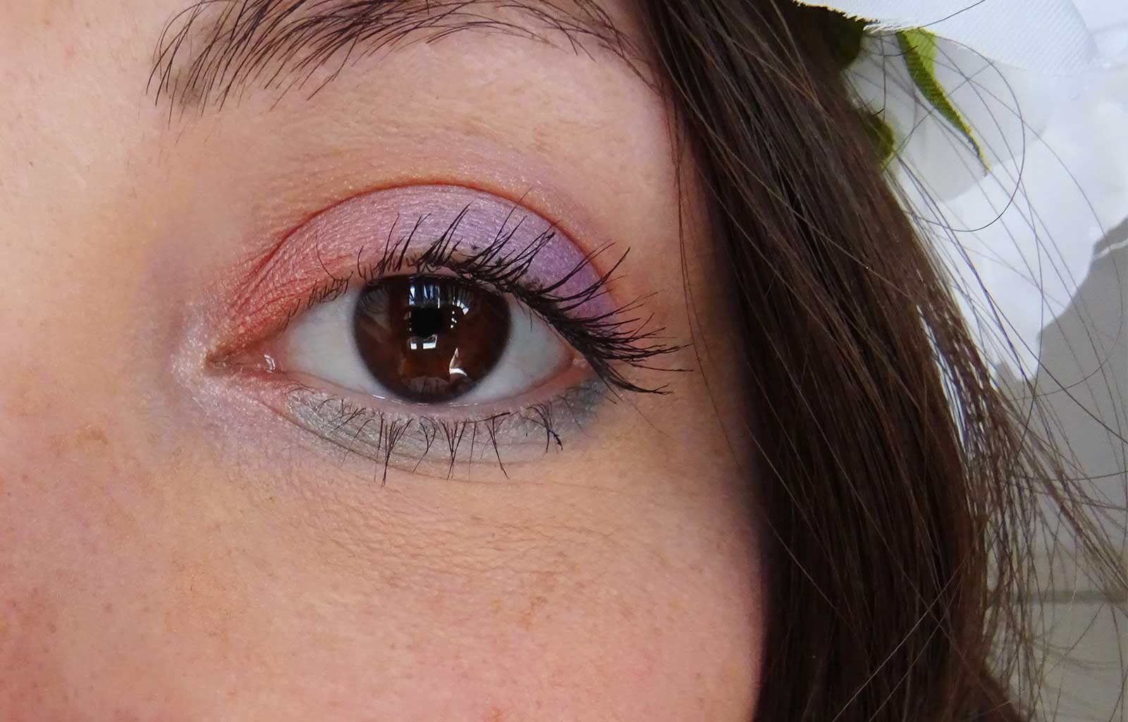 Tutoriel maquillage pastel printemps