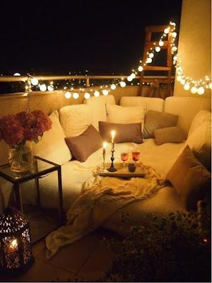 balcone romantico