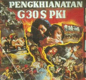 Poster Film Pengkhianatan G-30-S PKI