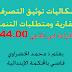 إشكاليات توثيق التصرفات العقارية ومتطلبات التنمية : قراءة في قانون 44.00
