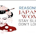 10 Reasons Japanese Women Stay Slim And Don't Look Old