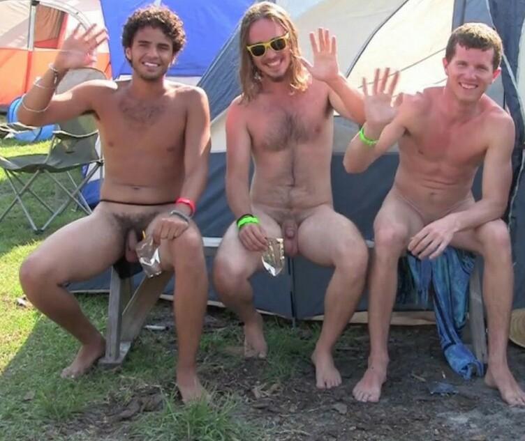 Miller fake naked hippi boys krishna