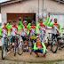 Ciclistas luzienses pedalam até Belém para acompanhar o Círio