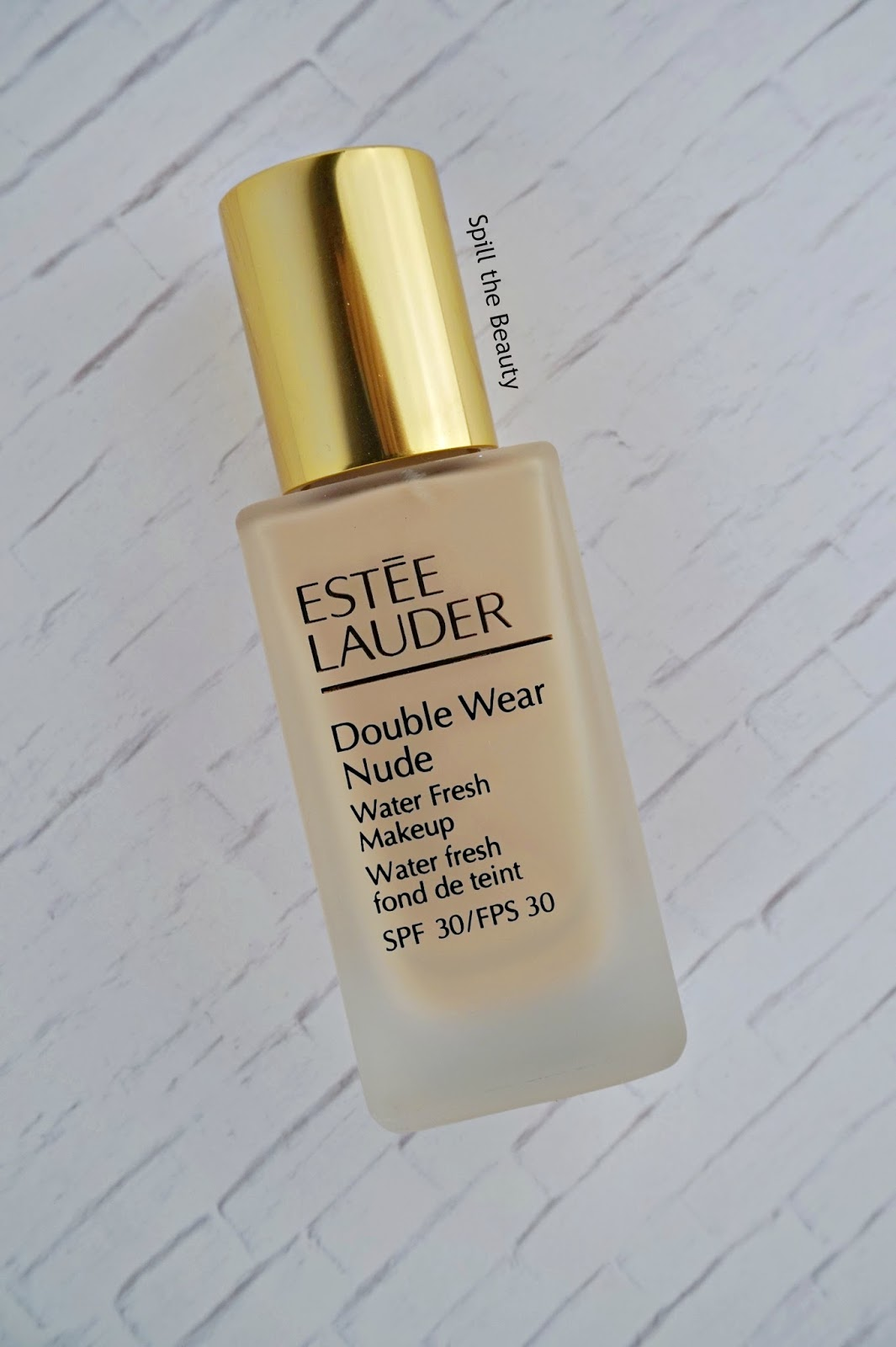 Estée Lauder 'Double Wear Nude Water Fresh Makeup' Foundation – Review, Swatches, and Before & After